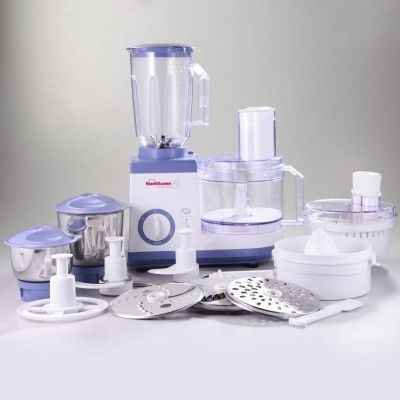 Sunflame SF-FP09 700 W Food Processor(White, Purple)
