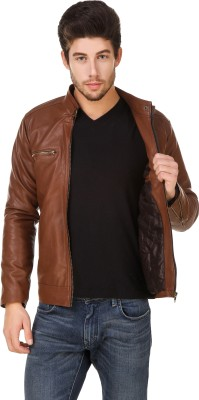SMERIZE Full Sleeve Solid Men Jacket at flipkart