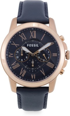 Fossil FS4835 Grant Analog Watch For Men