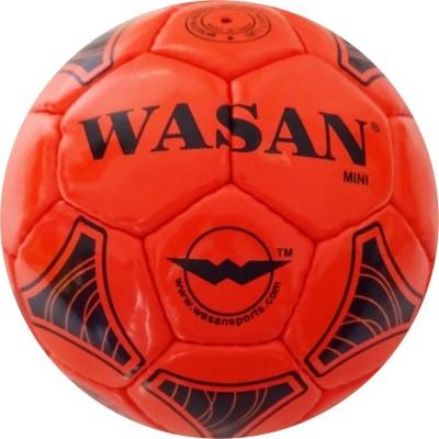 Wasan Mini Football -   Size: 1(Pack of 1, Orange)