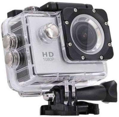 View Feleez MP Action Camera Body Only Sports & Action Camera(Black) Price Online(Feleez)