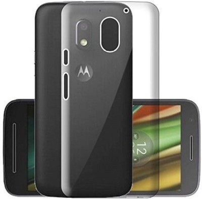 COZR Back Cover for Motorola Moto E3 Power(Transparent, Flexible Case) Flipkart