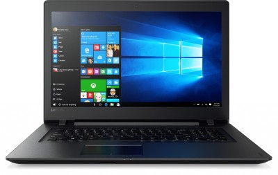 Lenovo V series Core i3 6th Gen - (4 GB/1 TB HDD/DOS) v110 Laptop(15.6 inch, Black, 1.9 kg)