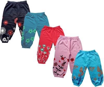 Shopzee Girls Pyjama(Pack of 5) at flipkart