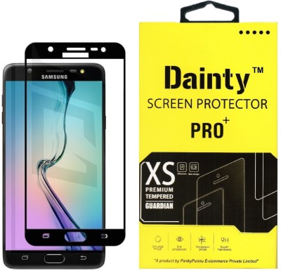 Dainty Tempered Glass Guard for Samsung Galaxy J7 Max(Pack of 1)