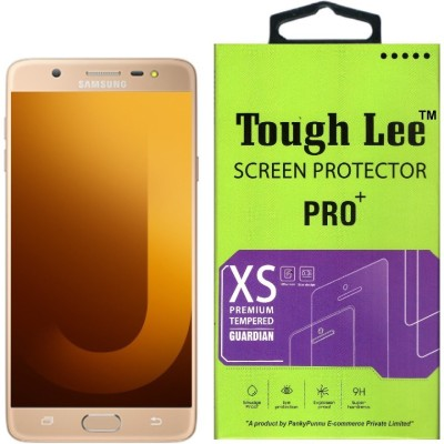 Tough Lee Tempered Glass Guard for Samsung Galaxy J7 Max(Pack of 1)