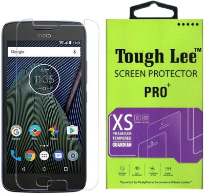Tough Lee Tempered Glass Guard for Motorola Moto E4 Plus