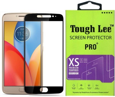 Tough Lee Tempered Glass Guard for Motorola Moto E4 Plus(Pack of 1)