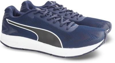 Puma Engine Running Shoes(Blue)