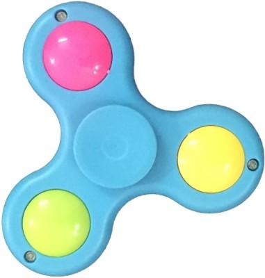GetBest Motion Light Sensor Fidget Spinner(Blue)  available at flipkart for Rs.149