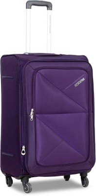 American Tourister Peru Expandable Check in Luggage   26 inch