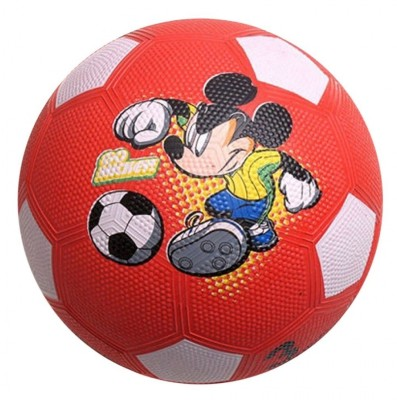 Disney PVC Soccer Size 3 Cars(Deflated) Football -   Size: 3(Pack of 1, Multicolor)