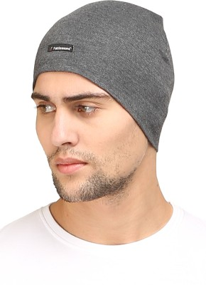 302991ae402 48% OFF on FabSeasons Solid Skull Cap Cap