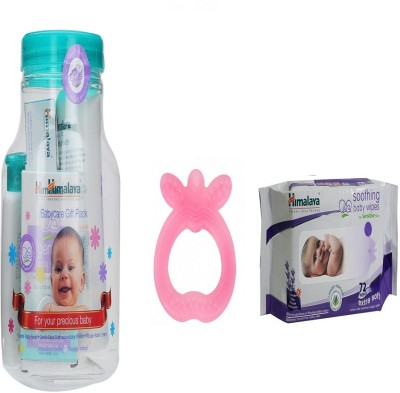 Himalaya Baby care Jar Series Combo Set(Set of 3)