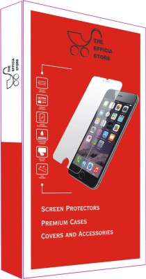 Efficia Tempered Glass Guard for HTC M8(Pack of 1)