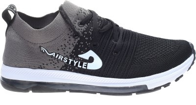 Pro Air Max Zoom All Out Running Shoes(Black)