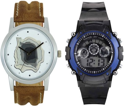 SRK ENTERPRISE Kids Watch Combo With Stylish And Premium Collection LK78 Watch - For Boys