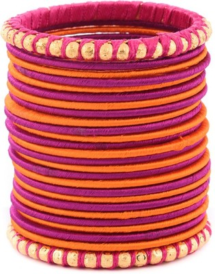 Kuhuk Plastic Bangle Set(Pack of 26) at flipkart