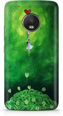 Koolbug Back Cover for Motorola Moto G5 Plus Multicolor