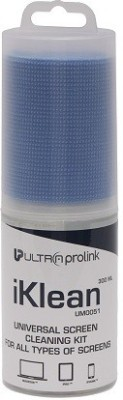 Ultraprolink UM0051 Screen Cleaning Kit for Computers, Laptops, Mobiles(UM0051)