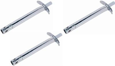 k kudos enterprise Household Essentials Surya Standard Steel Gas Lighter Stainless Steel Gas Lighter(Silver, Pack of 3)  available at flipkart for Rs.320