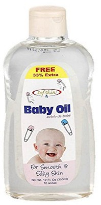 Sofskin Baby oil(350 ml)