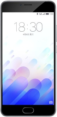 Meizu M3 Note (Grey, 32 GB)(3 GB RAM)