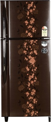 Godrej 240 L Frost Free Double Door 2 Star Refrigerator(Cocoa Spring, RT EON 240 P 2.4)
