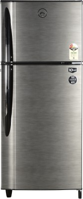 Godrej 240 L Frost Free Double Door 2 Star Refrigerator(Silver Strokes, RT EON 240 C 2.4)