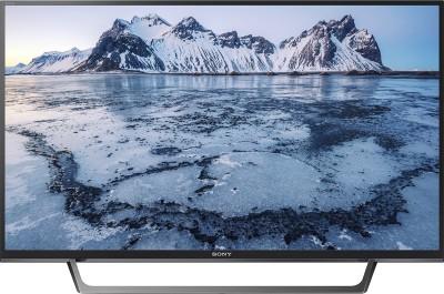 Sony 101.4cm (40) Full HD LED Smart TV(KLV-40W672E)