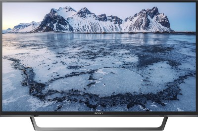 Sony 123.2cm (49 inch) Full HD LED Smart TV(KLV-49W672E)