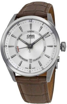 Oris 01 755 7691 4051-07 5 21 80FC Culture Analog Watch For Men