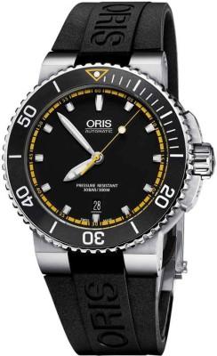 Oris 01 733 7653 4127-07 4 26 34EB Diving Analog Watch For Men