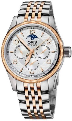 Oris 01 582 7678 4361-07 8 20 32 Aviation Analog Watch For Men