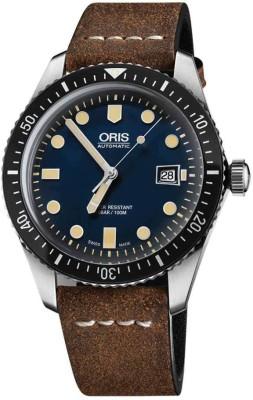 Oris 01 733 7720 4055-07 5 21 02 Diving Analog Watch For Men