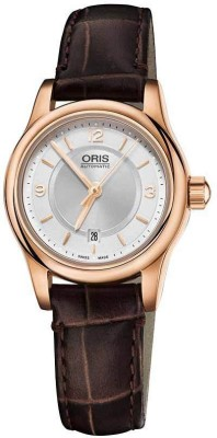Oris 01 561 7650 4831-07 6 14 10 Culture Analog Watch For Women