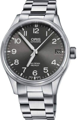 Oris 01 751 7697 4063-07 8 20 19 Aviation Analog Watch For Men