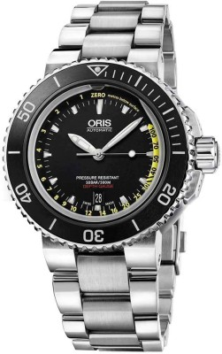 Oris 01 733 7675 4154-SET MB Diving Analog Watch For Men