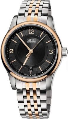 Oris 01 561 7650 4334-07 8 14 63 Culture Analog Watch For Women