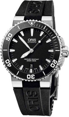 Oris 01 733 7653 4154-07 4 26 34EB Diving Analog Watch For Men