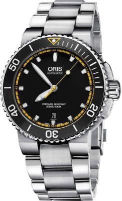 Oris 01 733 7653 4127-07 8 26 01PEB Diving Analog Watch For Men