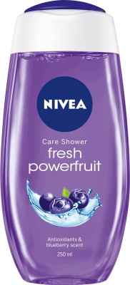 Nivea Fresh Powerfruit Care Shower Gel(250 ml)