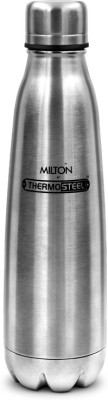 Milton apex 500 500 ml Flask(Pack of 1, Silver)