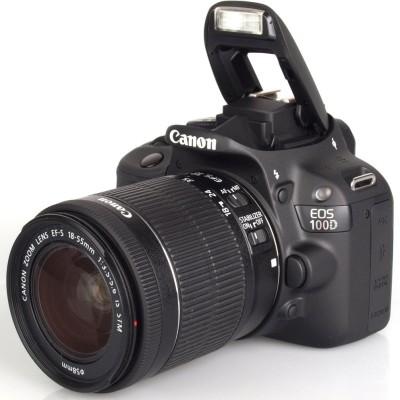 Canon EOS 100D dslr DSLR Camera(Black) DSLR Camera Price Rs  39,900 in  India | Buy DSLR Camera Jaryal com