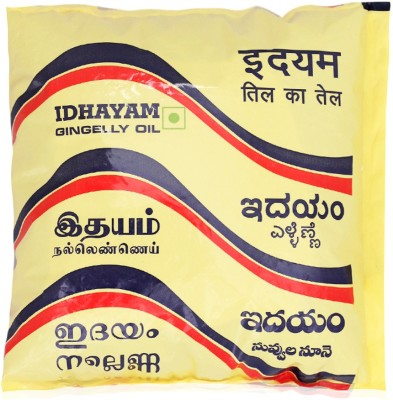 Idhayam Sesame Oil 500 ml Pouch