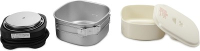 SafeDeals ITC-111 Travel Cooker(1 L, Grey)  available at flipkart for Rs.1799