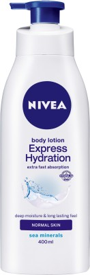 Nivea Express Hydration Body Lotion 400ml
