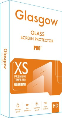 Glasgow Tempered Glass Guard for Samsung Galaxy Note ( N7000 / I9220 )(Pack of 1)