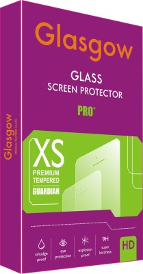 Glasgow Tempered Glass Guard for Sony Xperia M4 Aqua(Pack of 1)