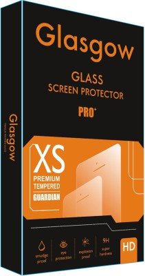 Glasgow Tempered Glass Guard for Samsung Galaxy Note 4(Pack of 1)